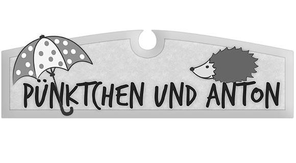 Pünktchen&Anton-Logo